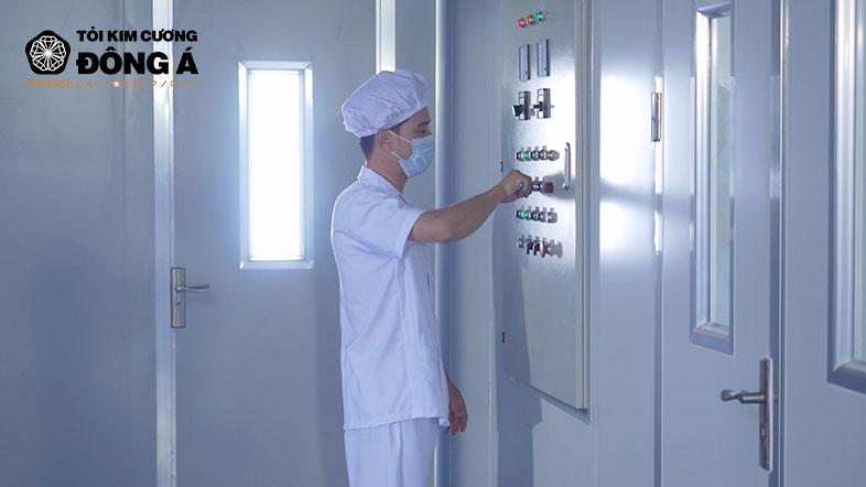 Nhà máy Tỏi Kim Cương Đông Á được vận hành bởi các chuyên gia hàng đầu trong ngành